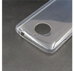Ốp lưng Motorola moto e4 silicone trong suốt