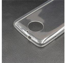 Ốp lưng Motorola moto G5s Plus silicone trong suốt