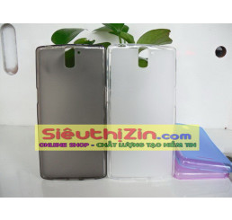 Ốp lưng Oneplus One Silicone