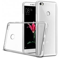 Ốp lưng Xiaomi Mi Max silicone trong suốt
