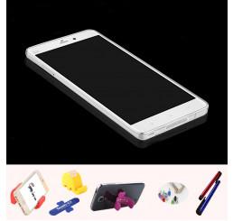 Ốp lưng Xiaomi Mi6x silicone trong suốt