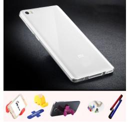 Ốp lưng Xiaomi Mi Note silicone trong suốt