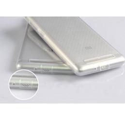 Ốp lưng Xiaomi Redmi 3X silicone trong suốt