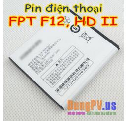 Pin điện thoại FPT F12, HD II