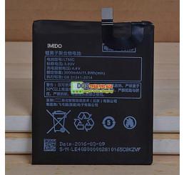 Thay pin điện thoại Letv X500 chính hãng