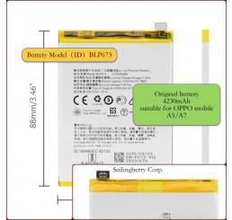 Pin điện thoại Oppo A3S chính hãng, thay pin oppo a3s