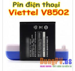 Pin điện thoại Viettel V8502, V8508