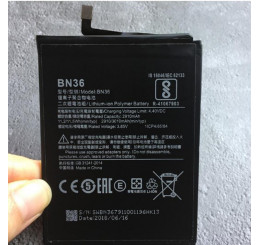 Pin điện thoại Xiaomi MiA2