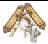 khóa cửa tay cầm inox, khóa cửa tay gạt thép không gỉ