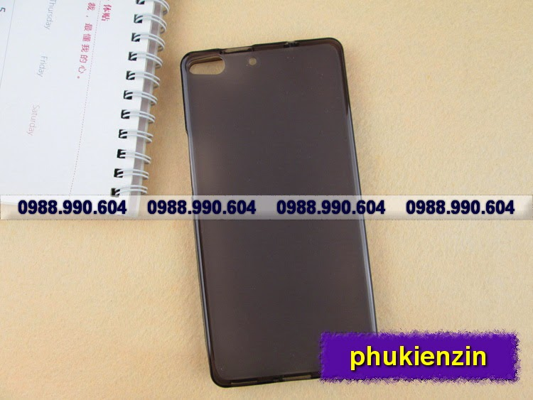 ốp lưng silicone điện thoại Gionee E6