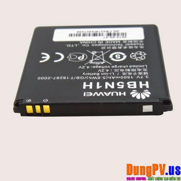 pin điện thoại huawei y320